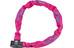 ABUS Catena 685 Shadow Kettenschloss neon pink